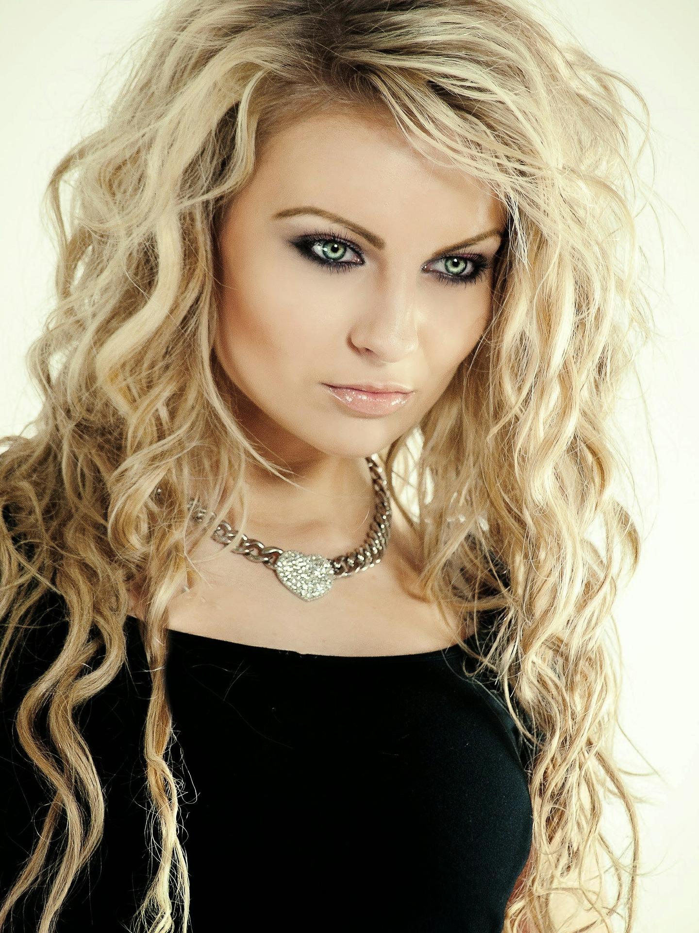 baleyage blond